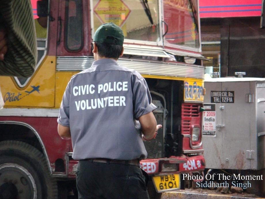 civil police volunteer kolkata